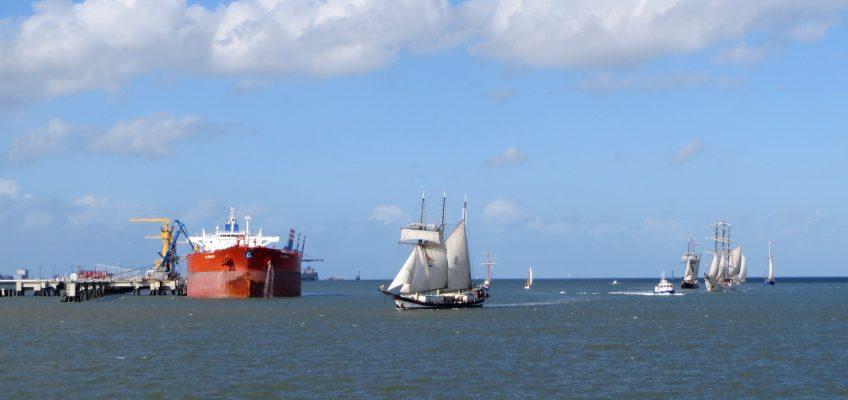 JWPC 2012, Rückkehr zum Hafen