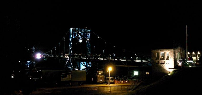 Wochenende an der Jade 2014, KW-Brücke