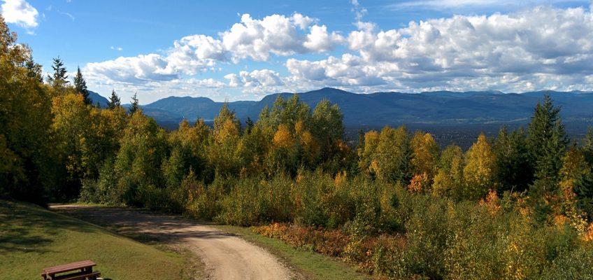 Wells Gray Provincial Park - Green Mountain