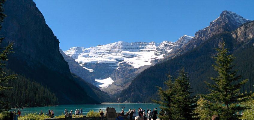 Lake Louise - Panorama
